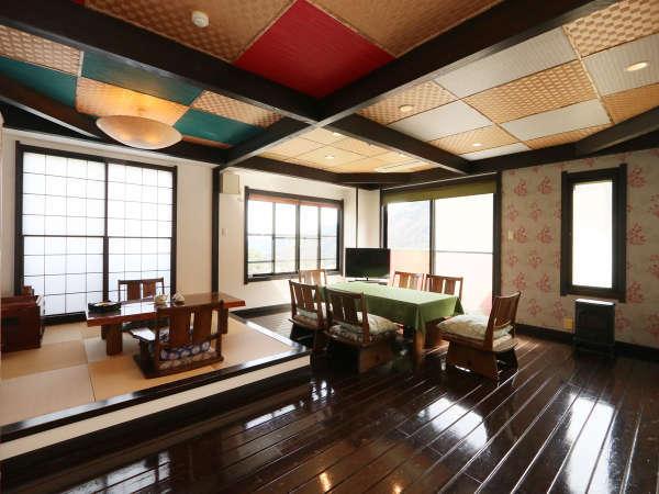 【箱根旅の宿 海本】富士の熔岩風呂と懐石料理が自慢の宿◆特別室では自炊もOK◆
