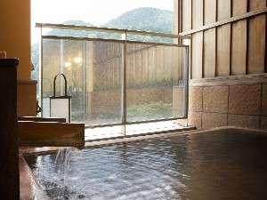 プライベート感覚が楽しめる貸切露天風呂