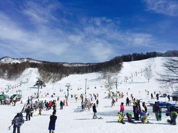 ◆【藤原スキー場】◆