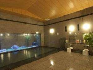 本館地下1階 大浴場