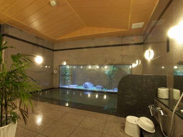 ラジウム人工温泉で心と旅の疲れを癒してください。