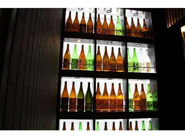 北海道はなの舞/豊富な日本酒・焼酎もご用意しております。