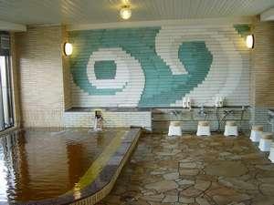 琥珀色のヨード天然温泉