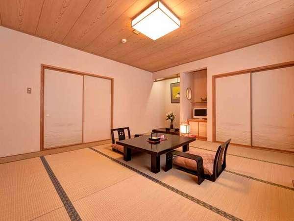 *◆別館◆和室一例/大浴場・貸切風呂のある純和風の別館で、くつろぎのひとときを!