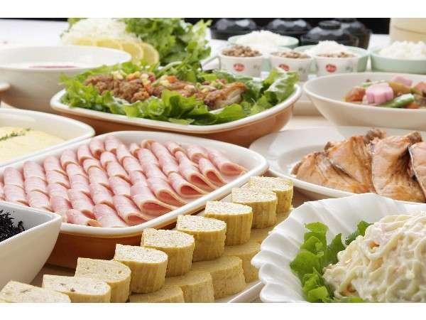 朝食バイキング(イメージ)【営業時間】7:00~10:00