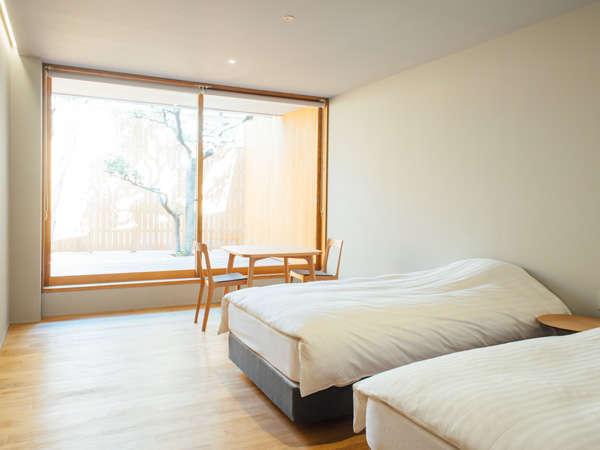 新客室 テラス112