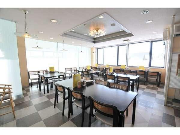 【レストラン】本館はまなす 営業時間11:30~20:00(19:30ラストオーダー)