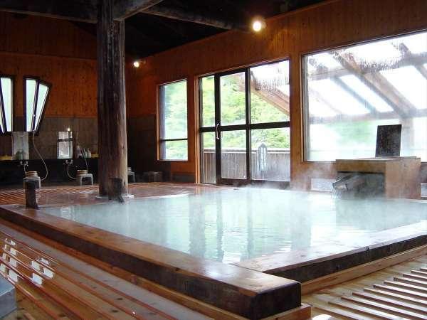 大浴場「長寿の湯」