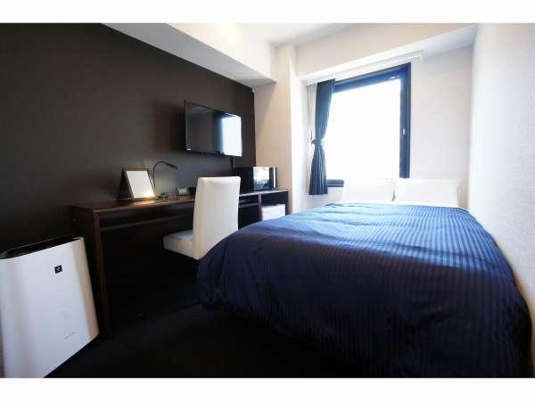 シングルルーム/面積:12~14㎡/ベッドサイズ:120×195cm/禁煙ルーム:有/2名利用は添い寝になります。