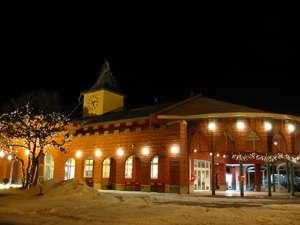 雪の物産館