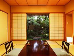 ■お部屋■自家源泉かけ流し露天風呂付客室 特富士(12.5帖+6帖)