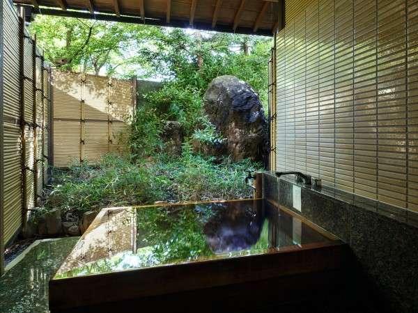 ■お部屋■自家源泉かけ流し露天風呂付き客室~特富士~