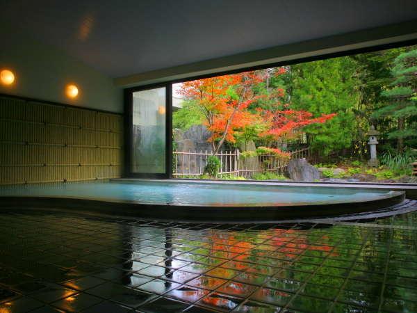 ■源泉の湯■リニューアルしたお風呂でゆっくり名湯をお楽しみ下さい