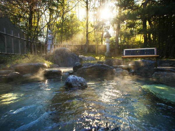 ■露天風呂■-上質の温泉でゆったりと疲れを癒して下さい-