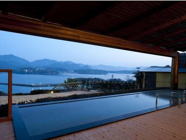 【眺望絶佳・露天風呂の宿 萩観光ホテル】ほっこり萩温泉!海を見下ろす絶景露天が大人気!