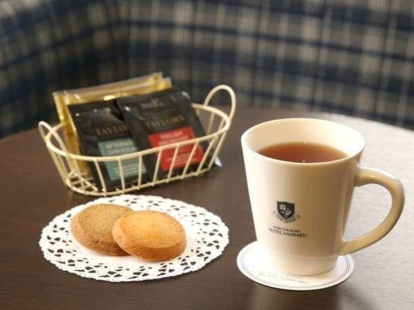 紅茶と神戸の焼き菓子
