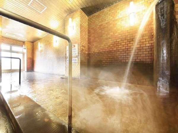 【竜王ラドン温泉ホテル 湯~とぴあ】ホントの温泉!源泉100%掛流+日本一千名用驚異のラドン温泉