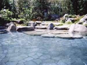 大自然を満喫できる露天風呂