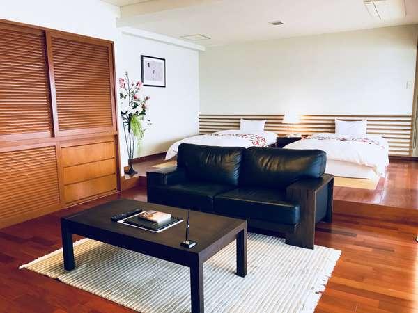sea side hotel*スイートルーム一例