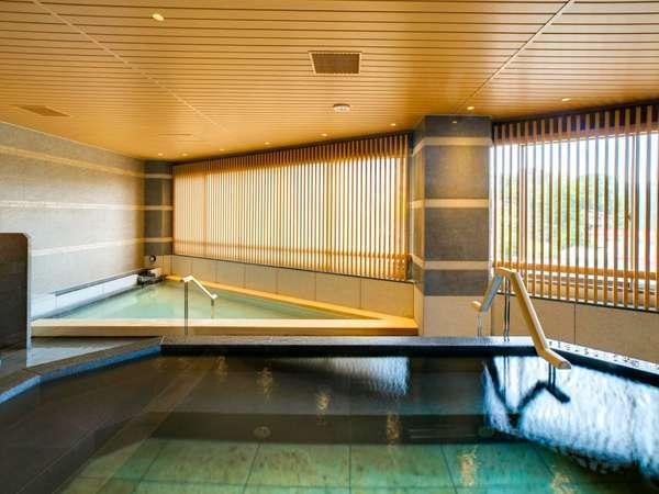 2018年7月28日 4階大浴場がリニューアルOPEN!! こちらは男性大浴場です♪