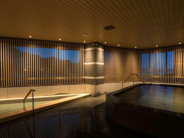 リニューアルされた男性大浴場。ゆっくりのんびりしてください☆