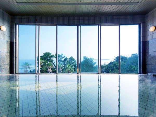雄大な景色を眺めながらのご入浴をお楽しみください