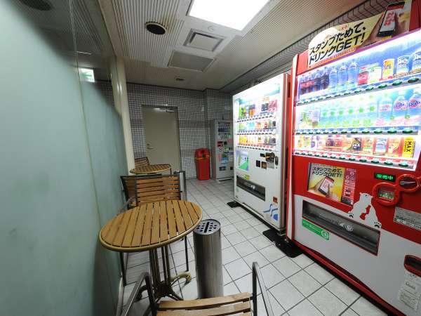 自動販売機(1階共用設備)