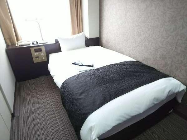 シングル②(広さ16.5㎡/ベッド幅110cm)
