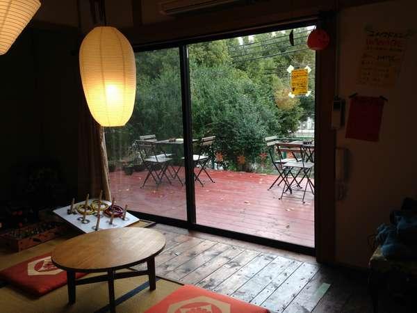 Living room/Terrace