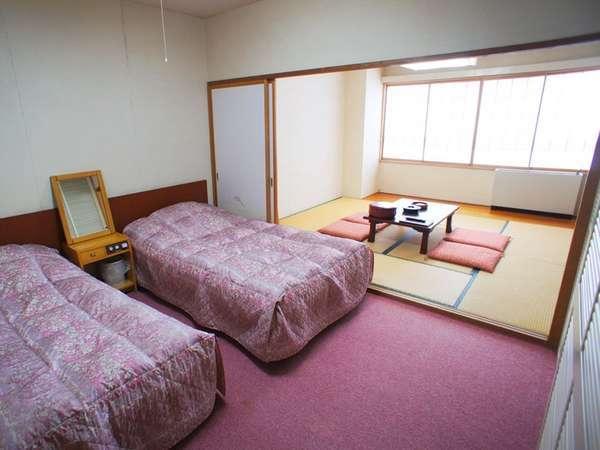 和室+ベッド室