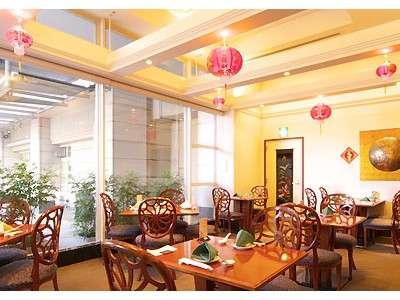 中国料理レストラン「マンダリンキャップ」