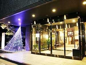 ホテル アマービレ舞鶴  玄関