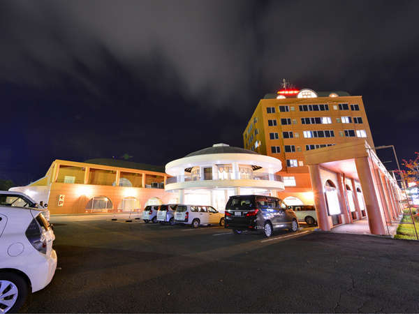 *JR下北駅から徒歩2分!むつ市・下北にあるシティホテル。ビジネス&観光拠点にご利用下さい。