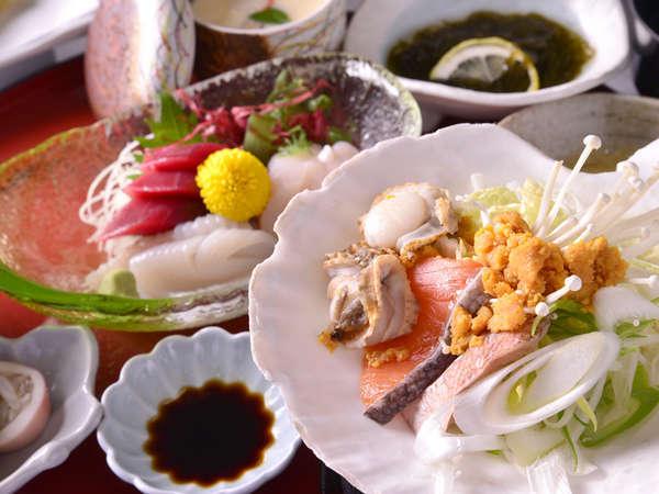 *【みそ貝焼き】青森下北の名物郷土料理!ぜひ一度お召し上がりください。