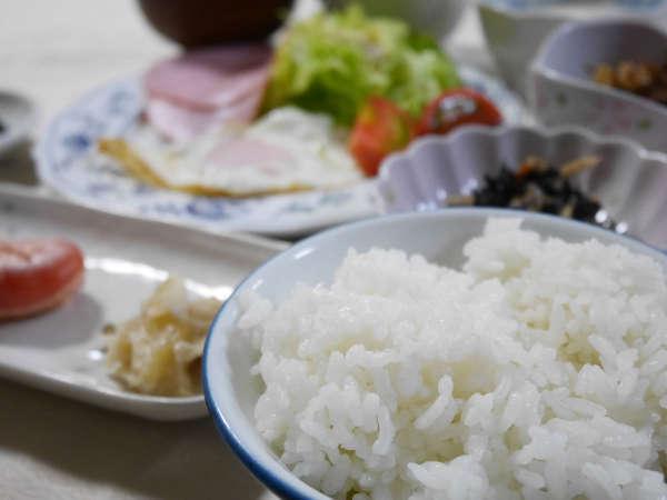 *朝食/家庭的な朝ごはんでほっこり♪