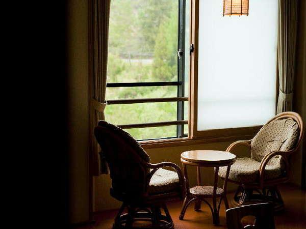 川側客室 一例