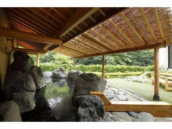 【スパホテルあぶくま】阿武隈川源流にたたずむかけ流しの湯。全室温泉付きです。