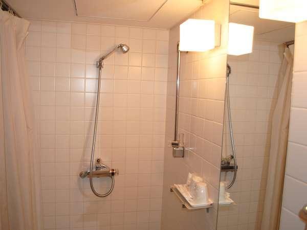 ◇シャワールーム◇全室ウォシュレット付きです♪