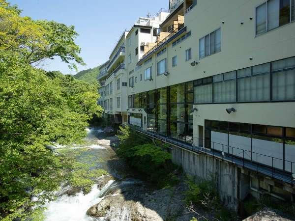 磐梯向滝外観9