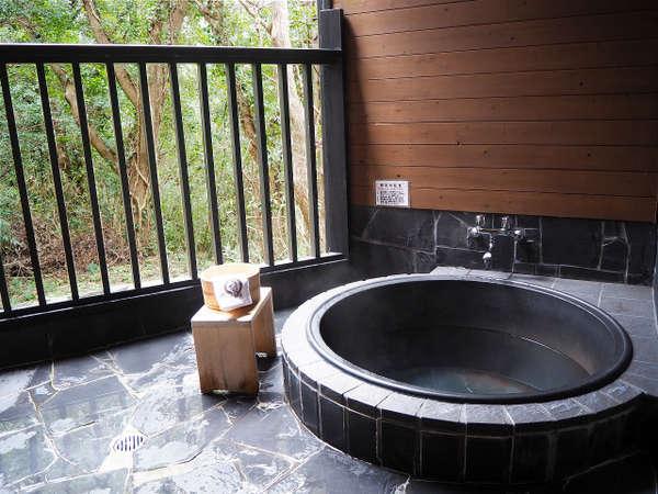 【風】1階・五右衛門風呂