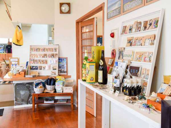 *お土産処/お酒やかわいい雑貨など、種類豊富に取り揃えています!