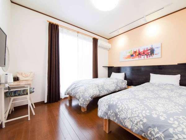 *新装2号棟【西華】1階/2018年新装の快適なお部屋です。
