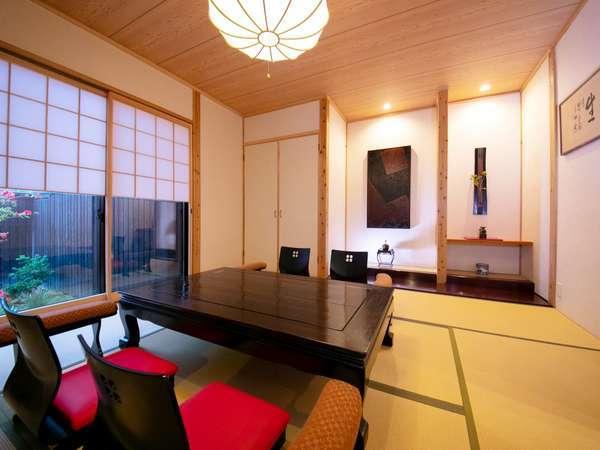 ■榛-hashiba-■ 特別室・露天付き離れ/日常では味わえない至福のひとときを。