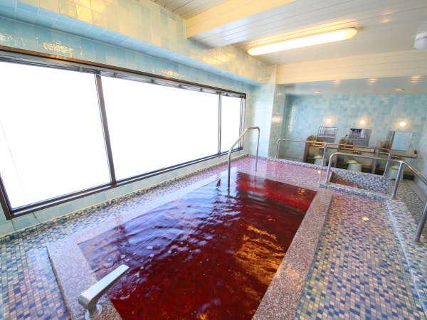 最上階の女性専用浴場。入れ替え無しの専用なので清潔☆安心☆