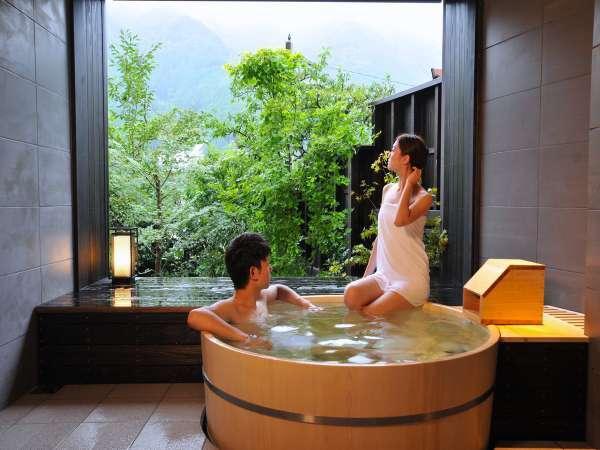 ■貸切風呂■ 趣の異なる全9種の貸切風呂をご用意。
