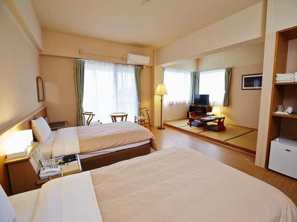 *客室一例【和洋室角部屋リゾートルーム】