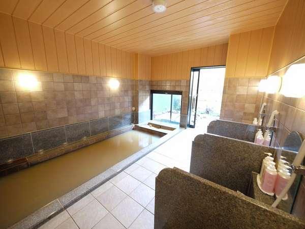 大浴場は男女共に内風呂、露天風呂がございます。