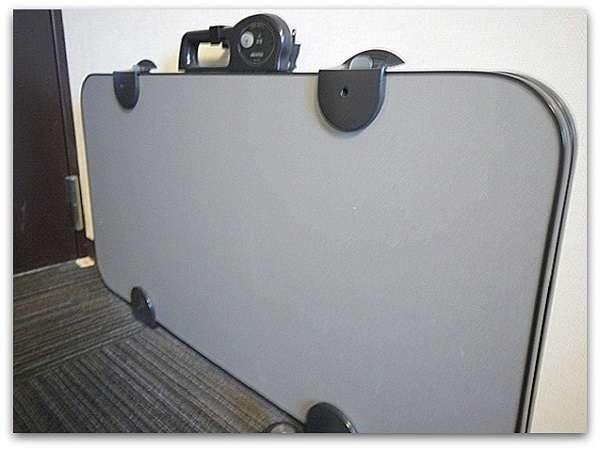 ■コンフォートルームには各お部屋にズボンプレッサーをご用意しております■