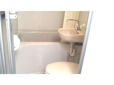 【A・Bタイプ】ユニットバス※トイレはウォシュレット付きではございません。