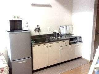 【Fタイプ】301号室キッチン。